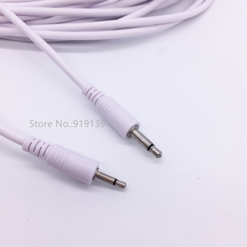 IR Infrared Sensor Receiver Extender Cable 10 Meters 3 5mm Male To Male 12V Trigger Wire