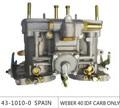 Para venda!!! weber 40 carburador IDF CARBURADOR para bug/besouro/vw com buzina de ar do carburador dellorto