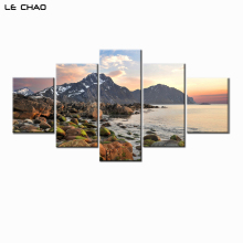 ФОТО Bedroom Decoration Pictures Stone and Mountains Canvas Painting Wall Pictures for Living Room Posters and Prints Wall Art Decor
