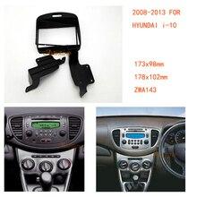 Автомобиль Радио место установки фасции Для Hyundai i10 2008-2013