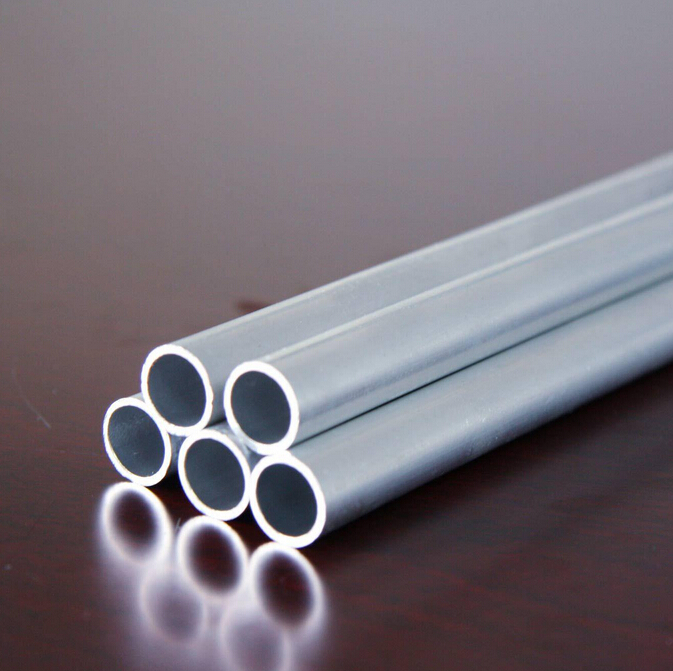 4*1mm 6061 T6 Al Aluminium Thick Wall Precision Industry Tube Pipe Profile