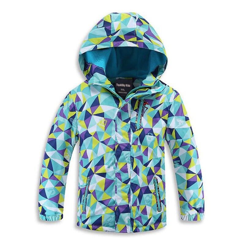 Детская верхняя одежда флис Пальто для будущих мам детская одежда спортивное пальто Водонепроницаемый ветровка для Куртки на девочек и мальчиков 2018 Весна Топы корректирующие
