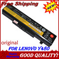 JIGU Laptop Battery For Lenovo IdeaPad G480 Y480 Z580 G580 Y485 Y580 Z380 G485 Y485N Y580N Z585 G585  Y480P Y485P Y580P E531