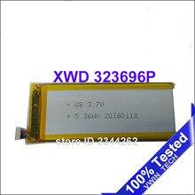 323693 pl 323696 xwd 323696 P 3.8 В 1600 мАч литий-ионный полимерный аккумулятор 5 кабели для Китая клон S7 MTK Andorid Smart P отточить Batterij