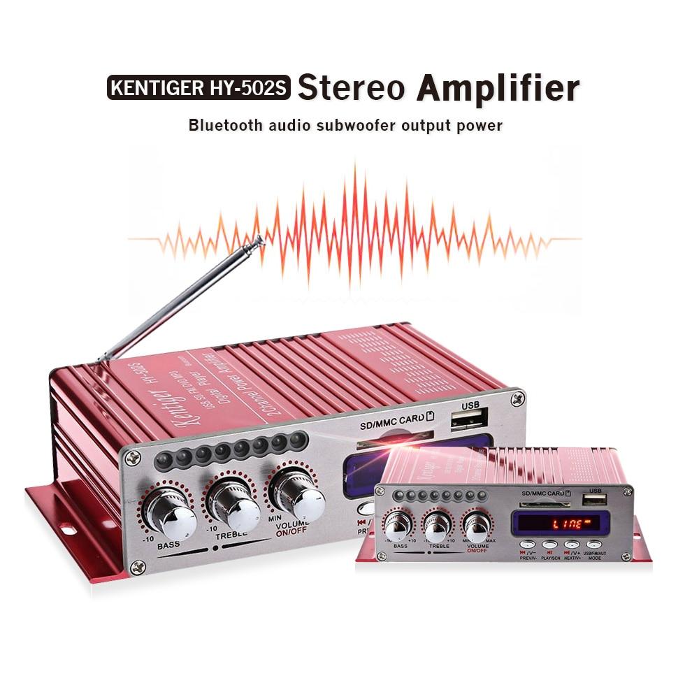 amplificadores kentiger