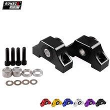 JDM Engine Billet Motor Torque Mount Kit for Honda Civic 92-00 EG EK B16-B20 D16 for Integra 94-01 for Acura CRV