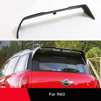 Carbon Fiber Tail Trst Spoilers Wings For Mini Cooper R60 Countryman Car Decoration
