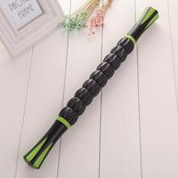 New Trigger Point Full Body Muscle Rear Shoulder Roller 18inches Massage Stick For Relief Black Relaxion