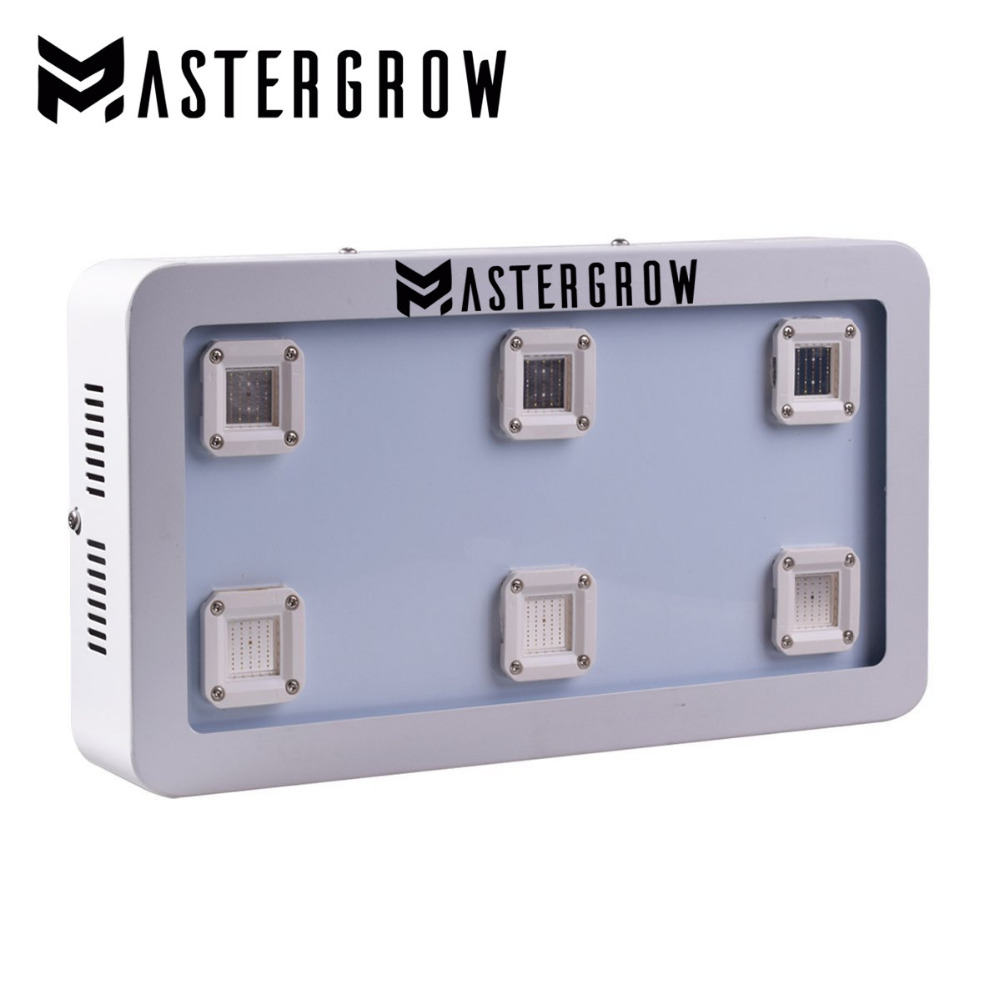 MasterGrow II 1800W COB LED Grow Light Panel Full Spectrum Red/Blue/White/UV/IR 410-730nm For Indoor Plant Growing and Flowering