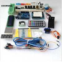 NEW RFID Starter Kit for Arduino UNO R3 Upgraded version Learning 1602 LCD