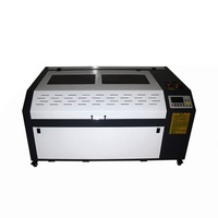 No Tax For Russian LY 100W Co2 USB Laser Cutting Machine 1060 PRO With DSP System