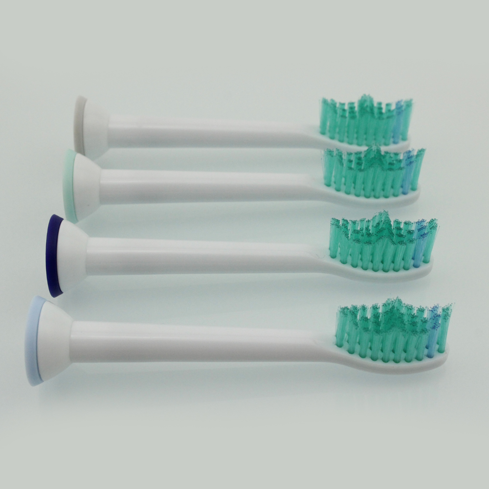 Image 4 - HX6014 Sonic Electric Toothbrush Replacement Heads P HX 6014 Oral Hygiene Care Clean 400pcs/Lot Free Shipping-in Replacement Toothbrush Heads from Home Appliances