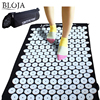 Free Shipping Massage Relaxation Health Care Massager Cushion Yoga Bed Nails Mat For Acupressure Massage