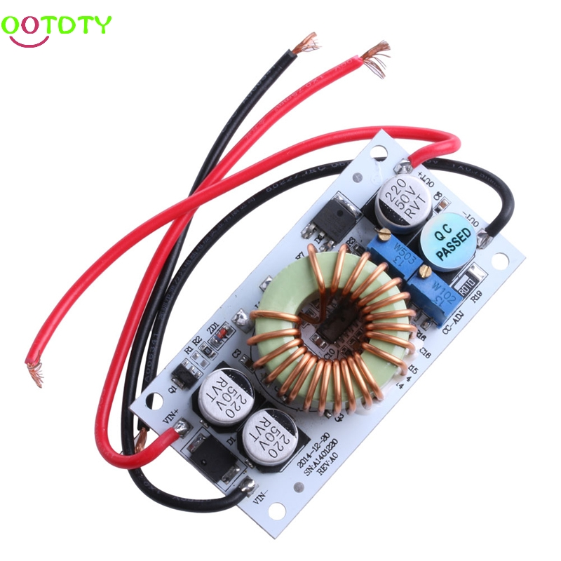 DC-DC 8-48v To 12V-50V 8A Step-up Boost Converter Constant Current Power Supply  828 Promotion woodwork a step by step photographic guide to successful woodworking