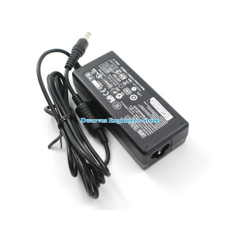 Genuine DA-40C19 19V 3.42A 40W Laptop Adapter Power Supply For APD V712 Apd VICE TEMINAL Notebook AC Charger