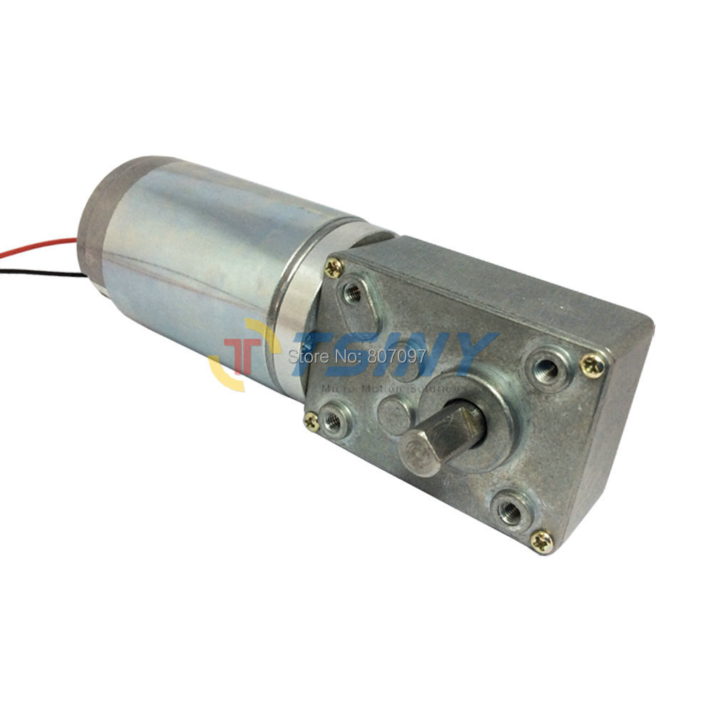 24V Metal Gear DC geared motor Planetary reduction 110RPM High torque, Electric dc worm gear motor,Free Shipping