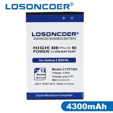 LOSONCOER 3850mAh BV 4BWA BV4BWA 3 8VDC Mobile Phone Batteries Li Polymer For Nokia Lumia 1320