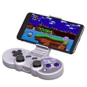 Image 5 - Удлинитель для смартфона 8Bitdo SN30 Pro SF30 Pro, Bluetooth геймпад, Поддержка ios, Android, мобильный телефон