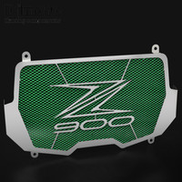 Bjmoto Motorcycle Radiator Protector Cover Bezel Grille For Kawasaki Z900 2017 Motorbike Engine Grill Guard Covers