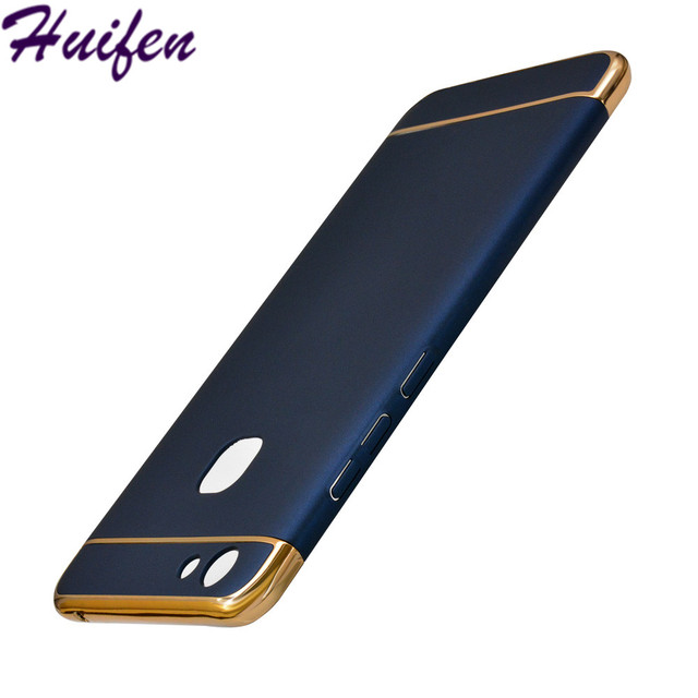 quality design 883d5 342e3 US $4.0 |For VIVO V7 Plus Case Luxury Protective Back Cover Electronic  Plating 3 in 1 Hard PC Hybrid Case For VIVO Y79 Phone Shell (XX428-in  Fitted ...