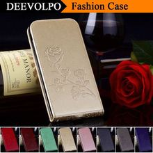 DEEVOLPO Roses Case For Samsung Galaxy A5 2016 A510 A3 2017 A320 J120 S8 Plus j3 j310 j510 Flip Capa For iphone 7 8 Cover D17G