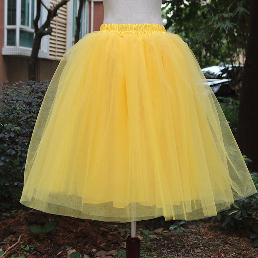 Тюлевая юбка принцессы, пышная Женская Лолита, белая сетчатая юбка, балетная юбка для девочки, 5XL размера плюс, черная одежда для рождественской вечеринки, танцевальная одежда