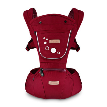 Hip Seat Newborn Waist Stool Two-Layer Pocket Baby Carrier Breathable Soft And Comfortable Infant Sling Backpack Activity & Gear