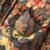 Jitivr 2016 Fangle mujeres Europeas de Las Mujeres Elegantes de Invierno Corto de Algodón Acolchado Ropa de Impresión Flores de Béisbol Chaqueta de la Capa Caliente