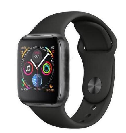 Bluetooth Smart Watch <font><b>IWO</b></font> 8 <font><b>1</b></font>:<font><b>1</b></font> SmartWatch 44mm Casereloj inteligente for Apple iOS Android Heart Rate ECG Pedometer image