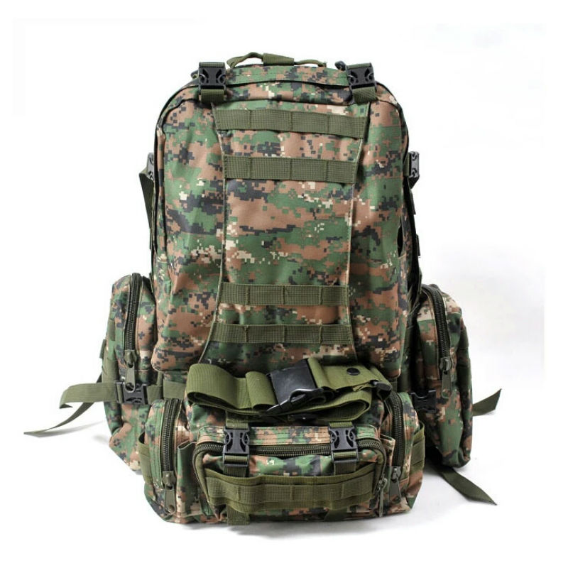 2017atmospheric outdoor shoulders large volume waterproof and anti-scrape wear-resisting backpack tactics combination package advanced trauma model for medical training bix j110 w063