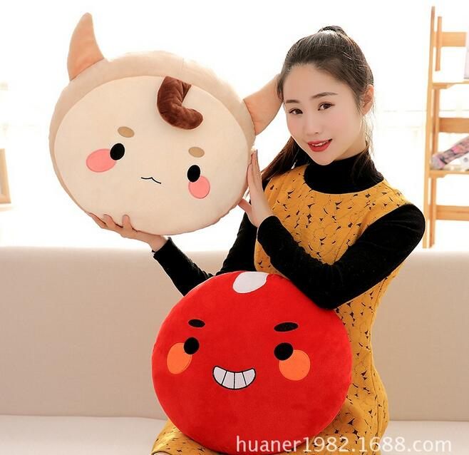 Korean Traditional Buckwheat Pillow : Korea God Alone And Brilliant Goblin Pillow buckwheat cushions Stuffed & Plush Toys Korean TV ...