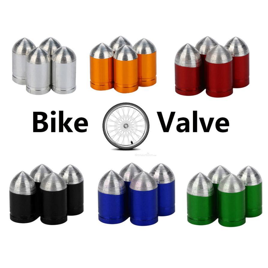 Franchise New Bike Aluminum Alloy Truck Wheel Tire Valve Stem Caps Rod Universa French Fit For Most Cars Vehicles #0418