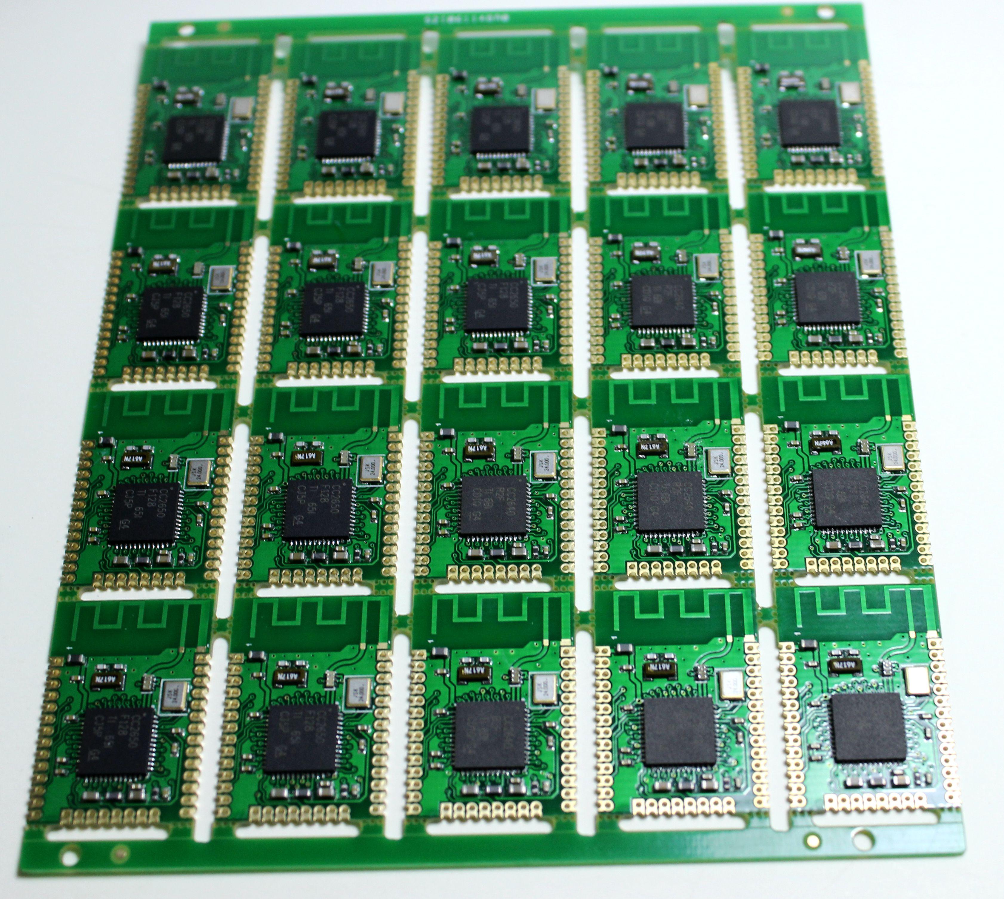 Cc2640R2F 7*7 module, cc2640R2 module mcc220 16io1 module page 7