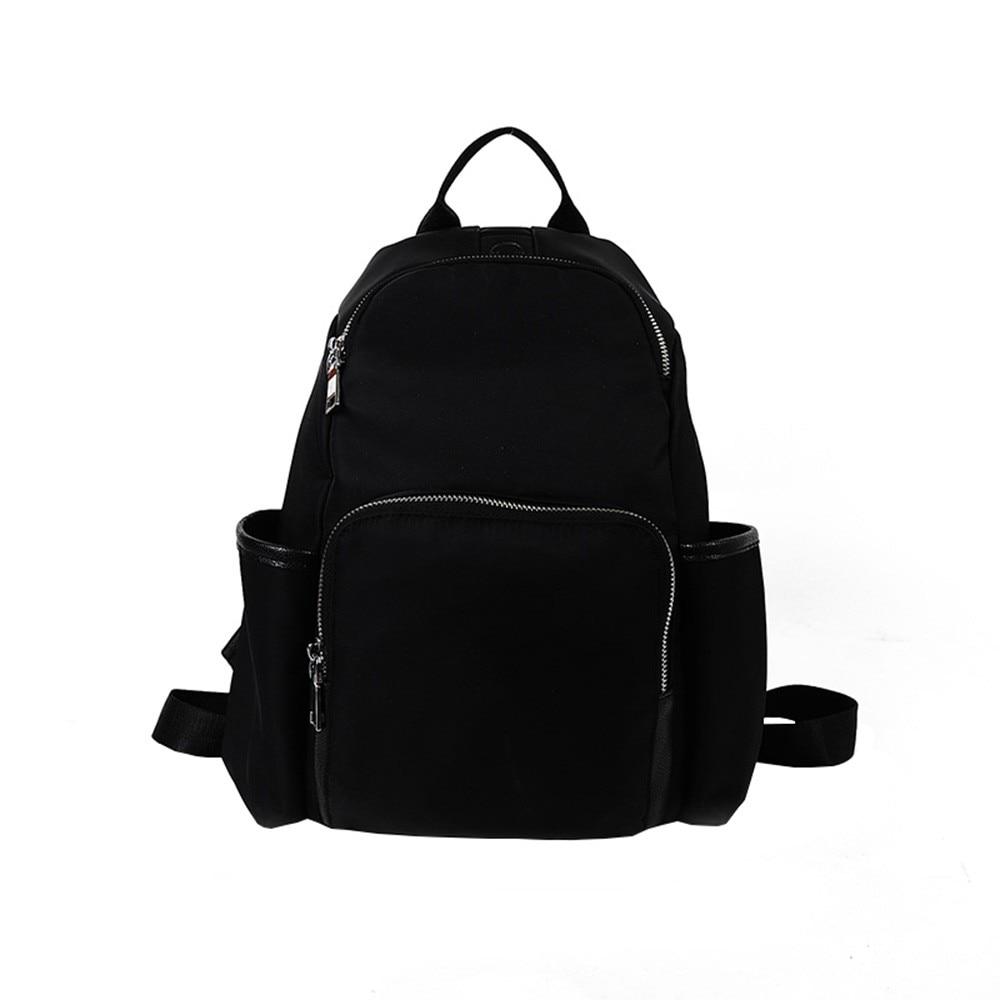 Women's nylon Oxford fashion Ladies Backpack Backpa