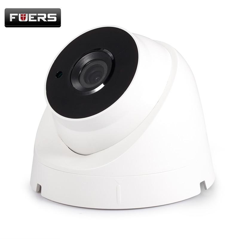 Dome IP Camera Poe 1MP 720p IR Cut Surveillance Camera For Home Security Support H.264 ONVIF P2P Cam Video Webcam Indoor Use недорого