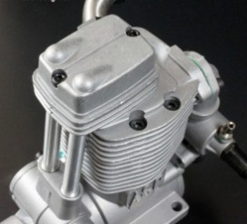 Image 3 - Asp 4 stroke FS91AR محرك نيترو rc طائرة