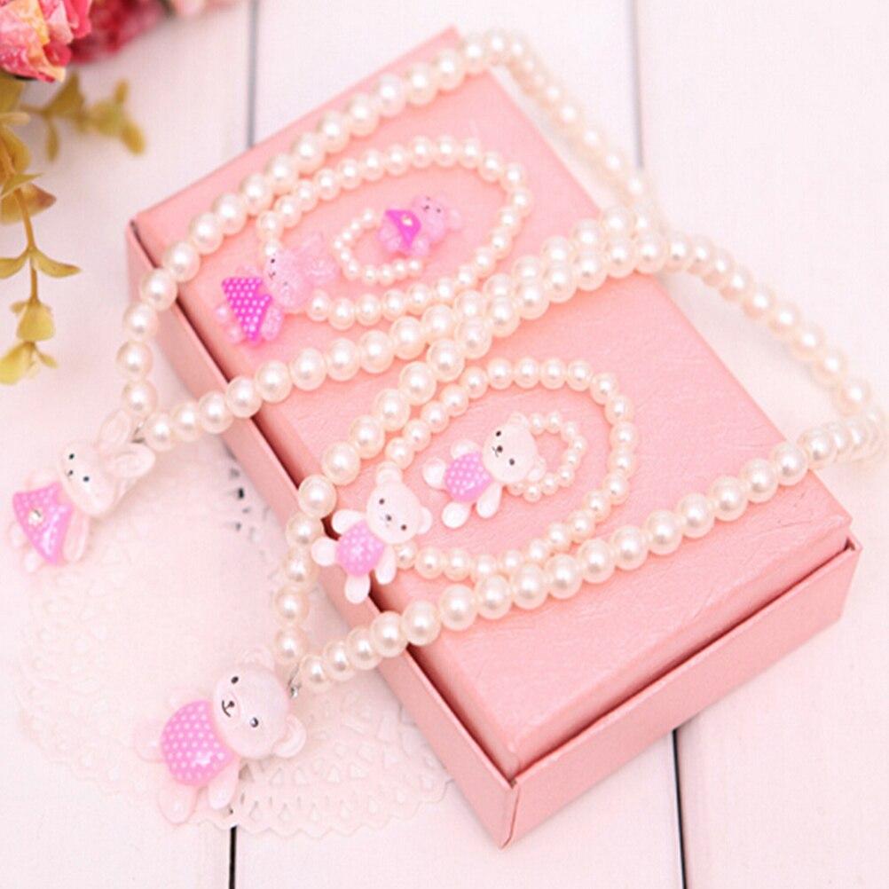 White Imitation Pearl Beads...