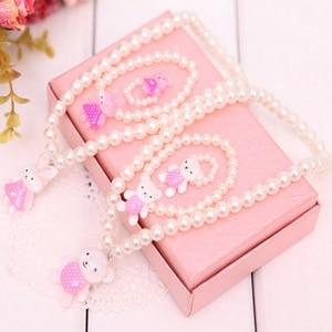 White Imitation Pearl Beads Be