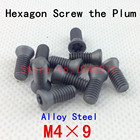 M4*9  Hexagonal scre...