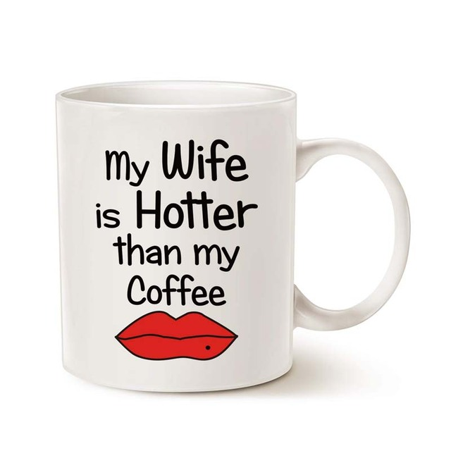 Funny Quote Coffee Mug For Wife Mothers Day Gifts My Wife Is