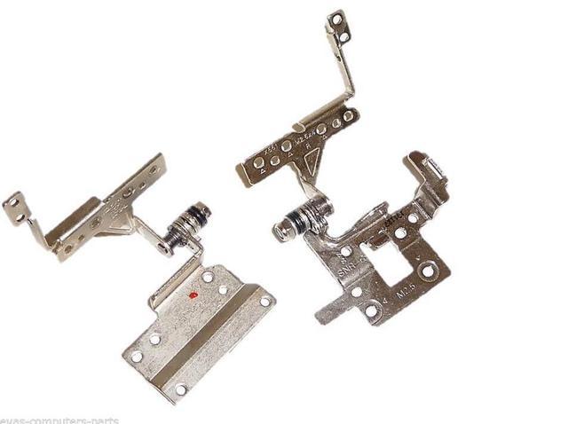 Original lcd dobradiças para asus x551 x551ca x551sl x551c d550ma série dobradiça esquerda + direita