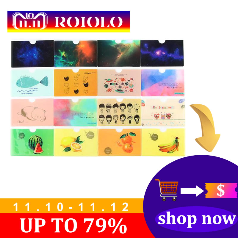 Starry Sky PVC Card Holder Credit Function Cute Women ID Business Bank Cards Bag Protector Femme Card Holder Keeper Kids Gift app blog cute sleep cat 11 slots women credit business bank cards holder passport cover card bag case femme carteira mujer 2018