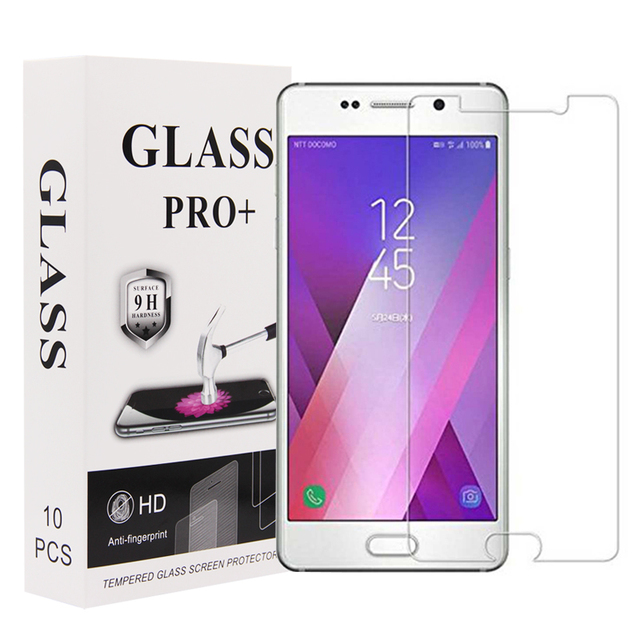 US $34 9 |20pcs High Quality 9H Docomo SC04J Tempered Glass Screen  Protector for Samsung Galaxy Feel SC 04J Glass Screen protective film-in  Phone