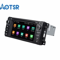 Android 8.0 Car DVD Player for JEEP 300C Patriot Compass/DODGE Journey/Chrysler Sebring GPS Navigation Radio Stereo RDS MAP wifi