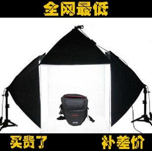 Adearstudio cd50 60cm softbox set 4 shoe bag photography lightbox min studio