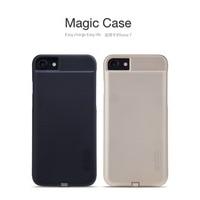Nillkin Magic case Voor Apple iPhone 7 telefoon gevallen Hoge kwaliteit beschermhoes Draadloze opladen Receiver achterkant