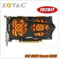 ZOTAC Carte Vidéo GeForce GTX 650Ti Boost 2GD5 192bit GDDR5 Cartes Graphiques pour nVIDIA GTX 650 Ti 2g 2 gb Hdmi 750ti 750 1050ti