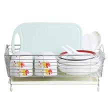 Корзина для раковины из нержавеющей стали, корзина для мытья, лоток для чаши, стеллаж для хранения раковины, кухонные принадлежности LU5302