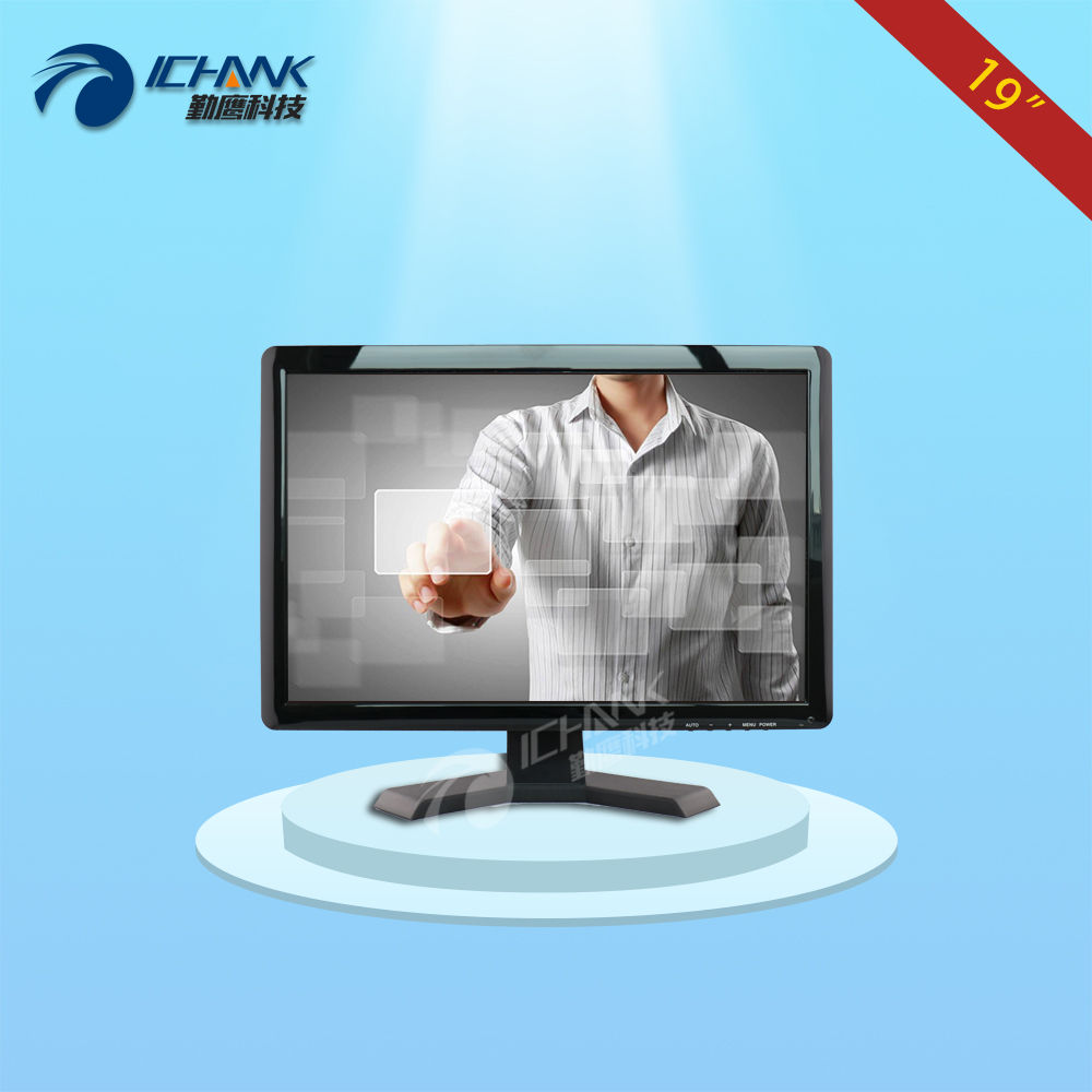B190JC ABHUV 2/19 1440x900 16:10 Widescreen HDMI VGA USB POS Machine Industrial Medical Touch PC HD LCD Screen Display Monitor