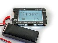 C6 High Accuracy Alarm Battery Indicator